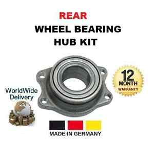 FOR MITSUBISHI LANCER SALOON 2.0 EVO 16v VIII IX1996-ON REAR WHEEL BEARING HUB