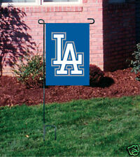 NEW Los Angeles Dodgers Embroidered Garden Window FLAG