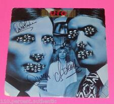 UFO x4 SCHENKER PHIL MOGG PARKER CHAPMAN SIGNED OBSESSION VINYL LP *EXACT PROOF*