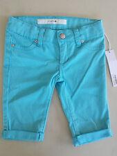 Girls Joe's Jeans Bermuda Shorts Capris Size 3 GKL461316 Light Blue NWT