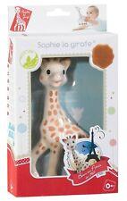 Sophie la Girafe die Giraffe Kautschuk Greif / Lernspielzeug Geschenk 0+ NEU