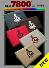 Atari 7800 system canvas dust covers