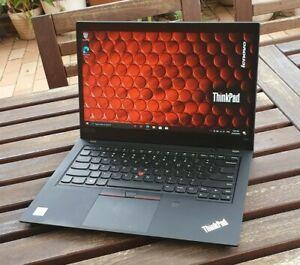 """ThinkPad T490 laptop 14"""" - i7 8th Gen - 16 GB Ram - 512  SSD -  WIN 10 Pro"""