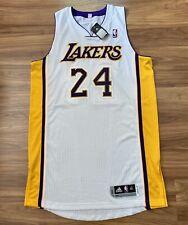 Kobe Bryant Los Angeles Lakers Rev 30 Adidas Pro Cut Jersey XL NWT 2010