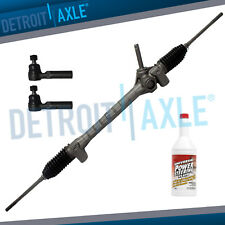Electronic Rack and Pinion Assembly + Outer Tierod Ends Chevy HHR G5 Cobalt