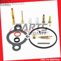 Carburetor / Carb Rebuild Kit FC420 KD2153 R550 Fit Kawasaki Engine FC420V US