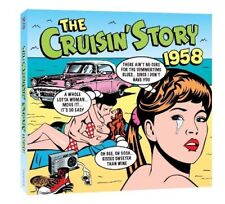 THE CRUISIN' STORY 1958(Chuck Berry, Cliff Richard, Elvis Presley uvm.)2 CD NEW+