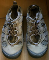 Keen Sandals Womens Size 7.5 Tan And Light Purple Shoes