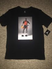 low priced 38c19 42d73 Men s Air Jordan 842266-010 Aj1 Retro 1 Banned Photo S t Tee Black
