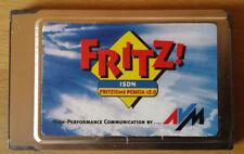 FRITZ ISDN Fritz!Card PCMCIA v.2.0 AVM