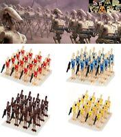 16 pcs./ Lot Lego Star Wars Battle Droid Blocks Models Fighting Robots Wars Toys
