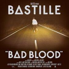 BASTILLE - BAD BLOOD  VINYL LP  12 TRACKS ROCK & POP  NEW!