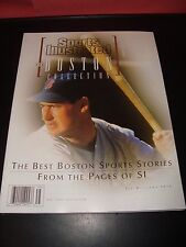 1998 Sports Illustrated The Boston Collection NM 1997 Red Sox Bruins Patriots