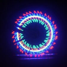 Docooler Colorful Bicycle Bike Cycling Wheel Spoke Light 32 LED 32-pattern Wa...