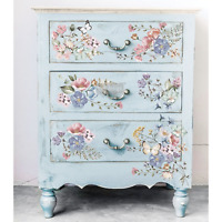 Furniture Transfers ∙ DELICATE FLEUR ∙ ReDesign with Prima ∙ Furniture Decals