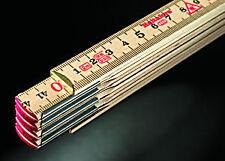 Hultafors Folding Rule rulers Sweden measure Meterstock  Zollstock Miara