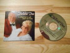 CD Hits het Holland Duo-N zwerver is OOK Maar een Mens (2 Song) DINO MUSIC