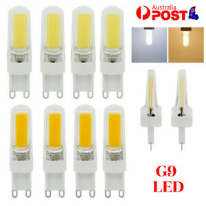 G9 10W LED COB Dimmable Capsule Bulb Replace Halogen Light Lamps Cool/Warm White