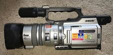SONY DCR VX2000 with Carrying Case and Accessories