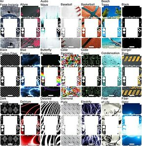 Choose Any 1 Vinyl Decal/Skin Design for the New 3DS XL - Buy 1 Get 1 Free!