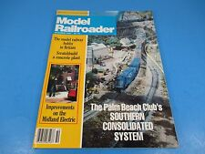 The Model Railroader Magazine October 1981, Palm Beach Southern Consolidated