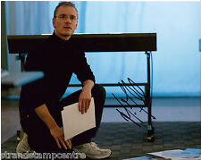 "Michael Fassbender - Colour 10""x 8"" Signed 'Steve Jobs' Photo - UACC RD223"