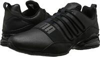 PUMA Mens Cell Regulate SL Sneaker Black-Dark Shadow 11.5 Athletic Shoes