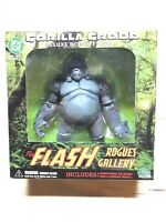 DC Direct The Flash Rogues Gallery Gorilla Grodd Deluxe Action Figure New K5