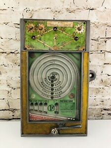 PEO BASEBALL WORLD CHAMPION PENNY 1 CENT TRADE STIMULATOR SKILL GAME MACHINE