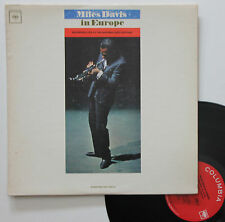 """LP Miles Davis """"... in Europe - ...live at the Antibes festival"""" - MONO"""