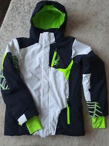 Boy's Spyder Ski Jacket 12-13 Years