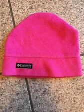 6472f68af9a Columbia Pink One Size Baby Hats