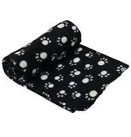 Large Soft Cosy Warm Fleece Pet Dog Cat Animal Blanket Throw 140x100cm.