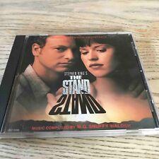The Stand Original TV Soundtrack Score CD [Snuffy Walden]