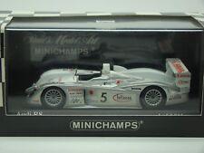 Audi R8 le Mans 2003 Ara Magnussen Werner #5 1 43 Minichamps