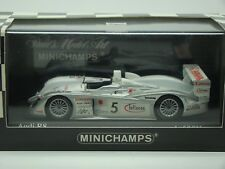 MINICHAMPS - AUDI R8 - 24HRS DU MANS 2003 - ARA/MAGNUSSEN/WERNER - 1/43 -