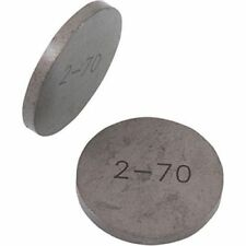 NEW 25mm Diameter Valve Shim Size 2.70mm - Honda - Yamaha - Triumph 2.70