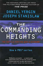 The Commanding Heights : The Battle for the World Economy-ExLibrary