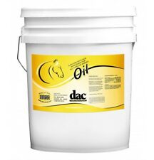 dac© Oil-5 Gallon-300 Day Supply Great Haircoat and Weight Gain!