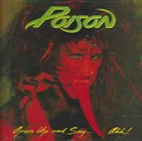 POISON - OPEN UP AND SAY...AHH! [BONUS TRACKS] NEW CD