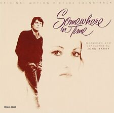Audio CD - SOMEWHERE IN TIME - Soundtrack John Barry - USED Very Good (VG)