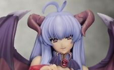 USED Comic Unreal Succubus Sylvia Misty Violet ver. 1/6 PVC Figure Orchid Seed