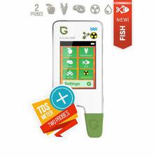6in1 Greentest Eco 5 + Fisch Nitrattester TDS Wasserhärte Strahlenmessgerät