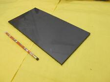 GRAY NYLATRON FLAT STOCK machinable plastic sheet bar  1/4