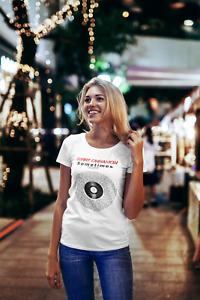 Gerry Cinnamon Adults Tee Tshirt - SOMETIMES Lyrics - Gig Top Concert Tee Gift