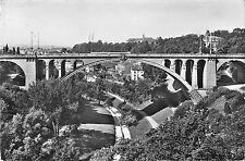BR71358 luxembourg pont adolphe et vallee de la petrusse