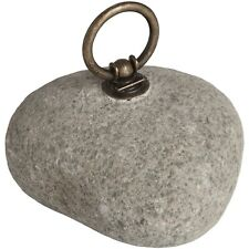 RIVER STONE DOOR STOP - DECORATIVE ORNAMENT FOR THE HOME