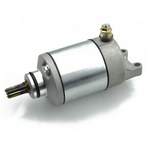 STARTER MOTOR TO FIT GSXR 750 1998 TO 2005 BRAND NEW IN STOCK