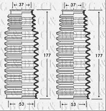 BSG3223 BORG & BECK STEERING GAITER KIT fits BMW 5 series E39 NEW O.E SPEC!