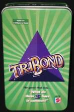 TriBond - Travel Version - 600 Questions - New in Sealed Tin Box